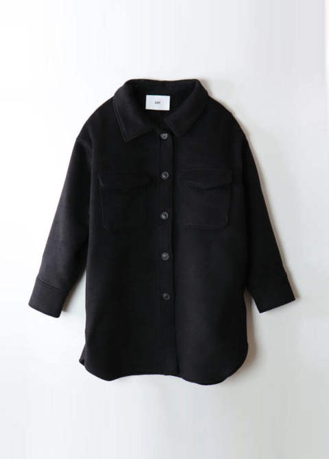 COVERALL/カバーオール【A19AW113-BLK】